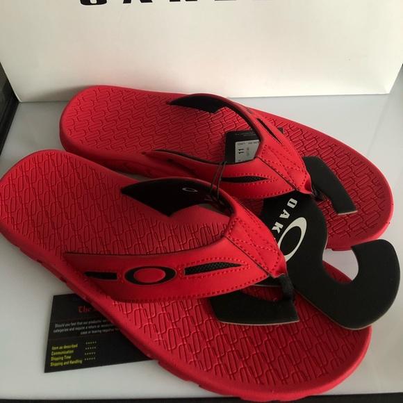 14fcad2e5 new oakley men s sandals